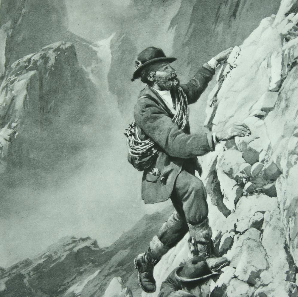 Exploit en montagne