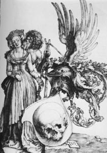 Dürer : l'amour et la mort
