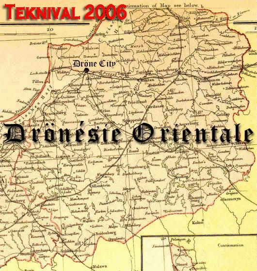 dronesie orientale