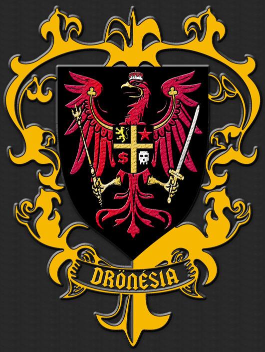 Emblème Drönésia