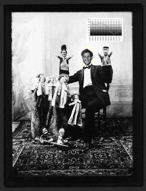Spectacle marionnettique de Jihem Sylvestre