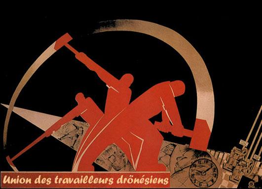 Union des travailleurs drönésiens