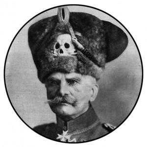 Le Général Von Mackensen, Ministre délégué à la Communication Participative du Gouvernement Militaire