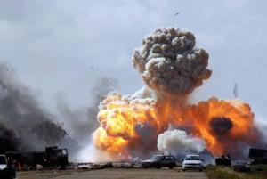Agenda des bombardements préventifs