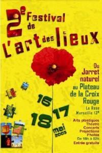 Festival art des lieux 2003