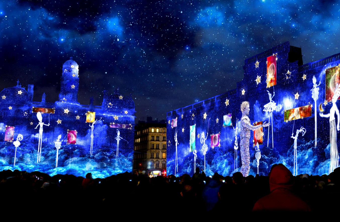 Fête des Lumières à Lyon : soirées cacochymes