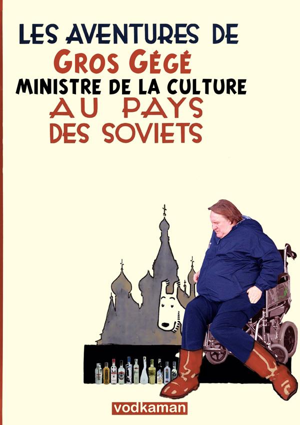 Gros Gégé au pays des Soviets
